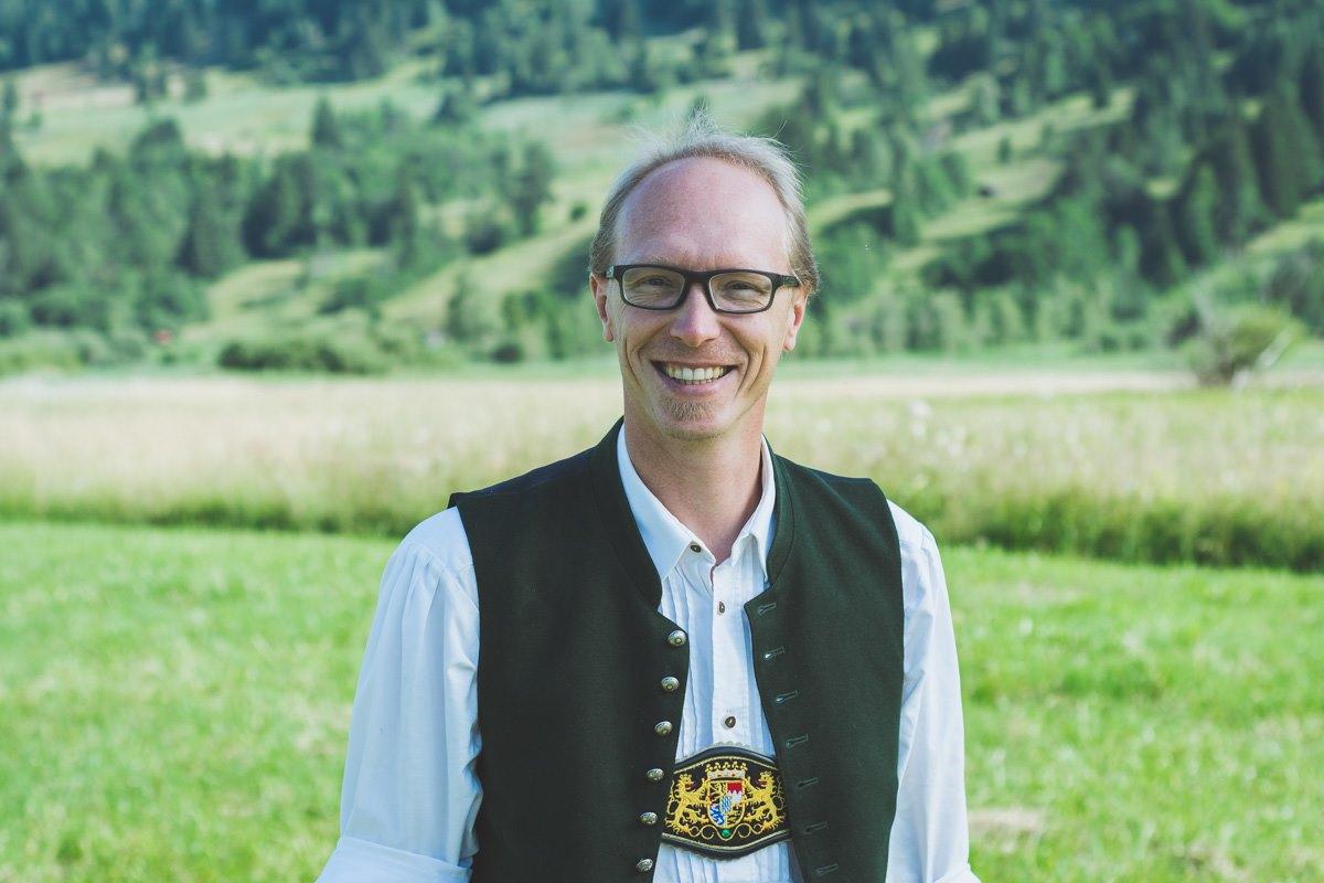 Urlaub, Bayern, Oberammergau, Ammergauer Alpen, Passionsspiele, Wanderungen