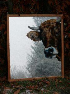 Kunst Bayern Hinterglasbilder